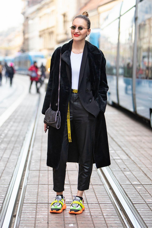 Jeste li dovoljno odvažni da isfurate tenisice kakve nosi stylish dama sa špice?