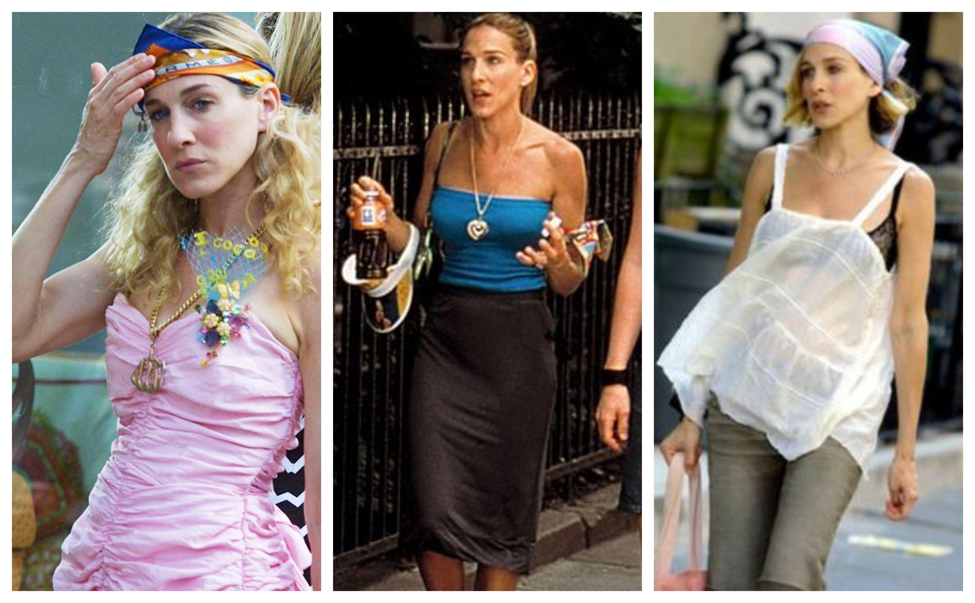 Čak je i Carrie znala da je marama 'it' detalj: Evo kako je nositi!