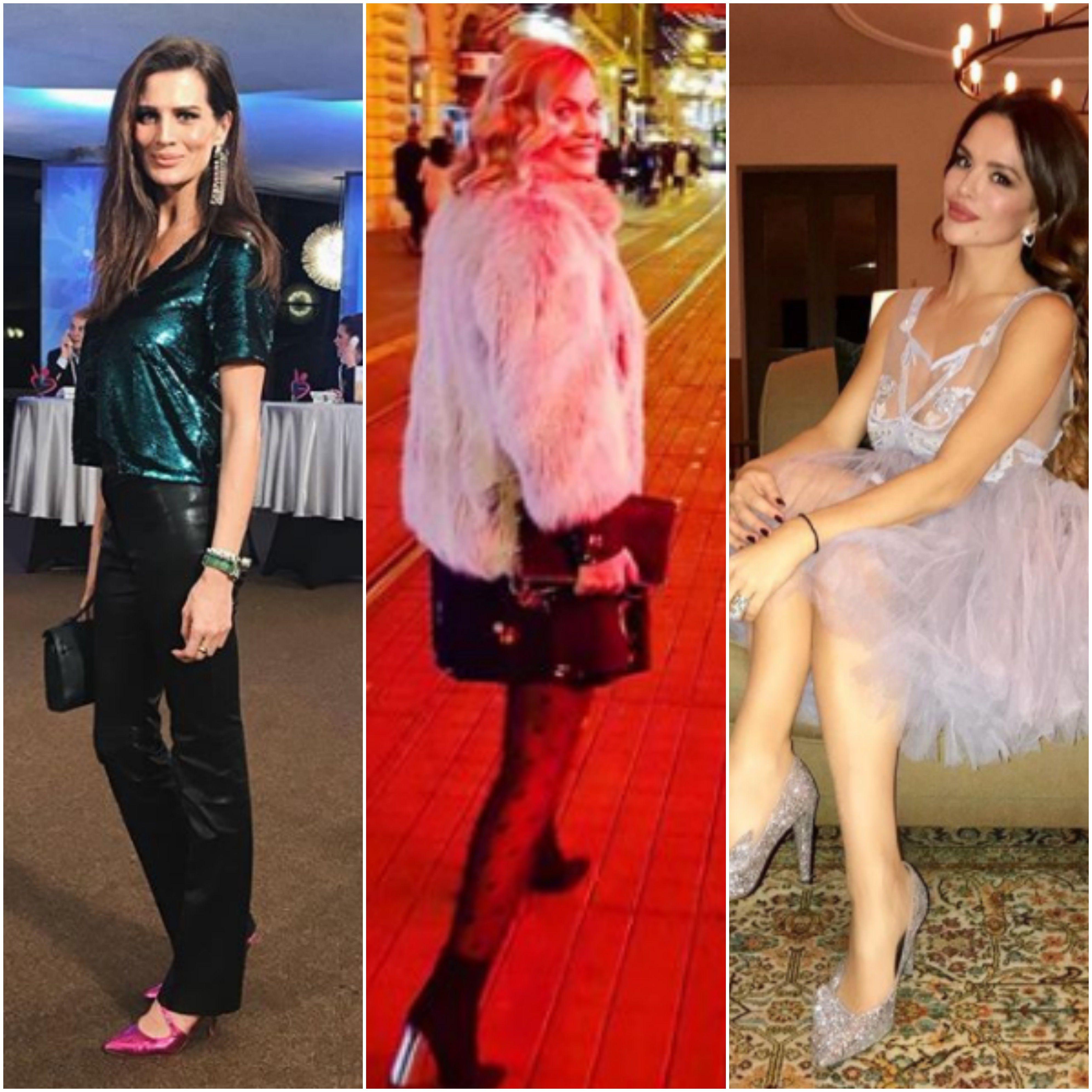 Domaće poznate dame koje su nam inspiracija za novogodišnji styling