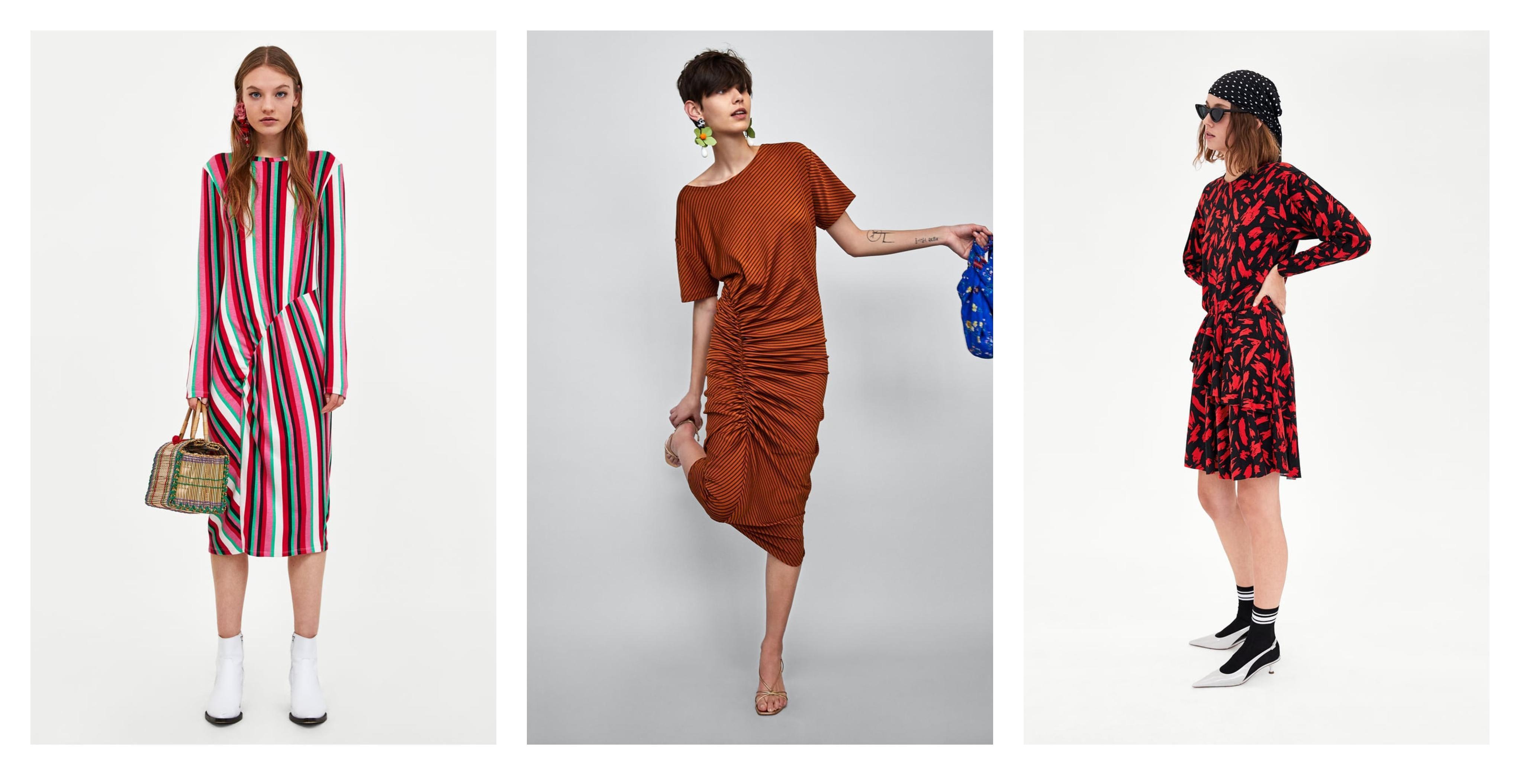 Vrijeme je za shopping: U Zari smo pronašli 10 haljina do 99 kuna koje su idealne za sve prigode