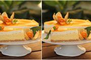 Zasladite se i osvježite: Donosimo recept za cheesecake s mangom i limetom koji ne treba peći