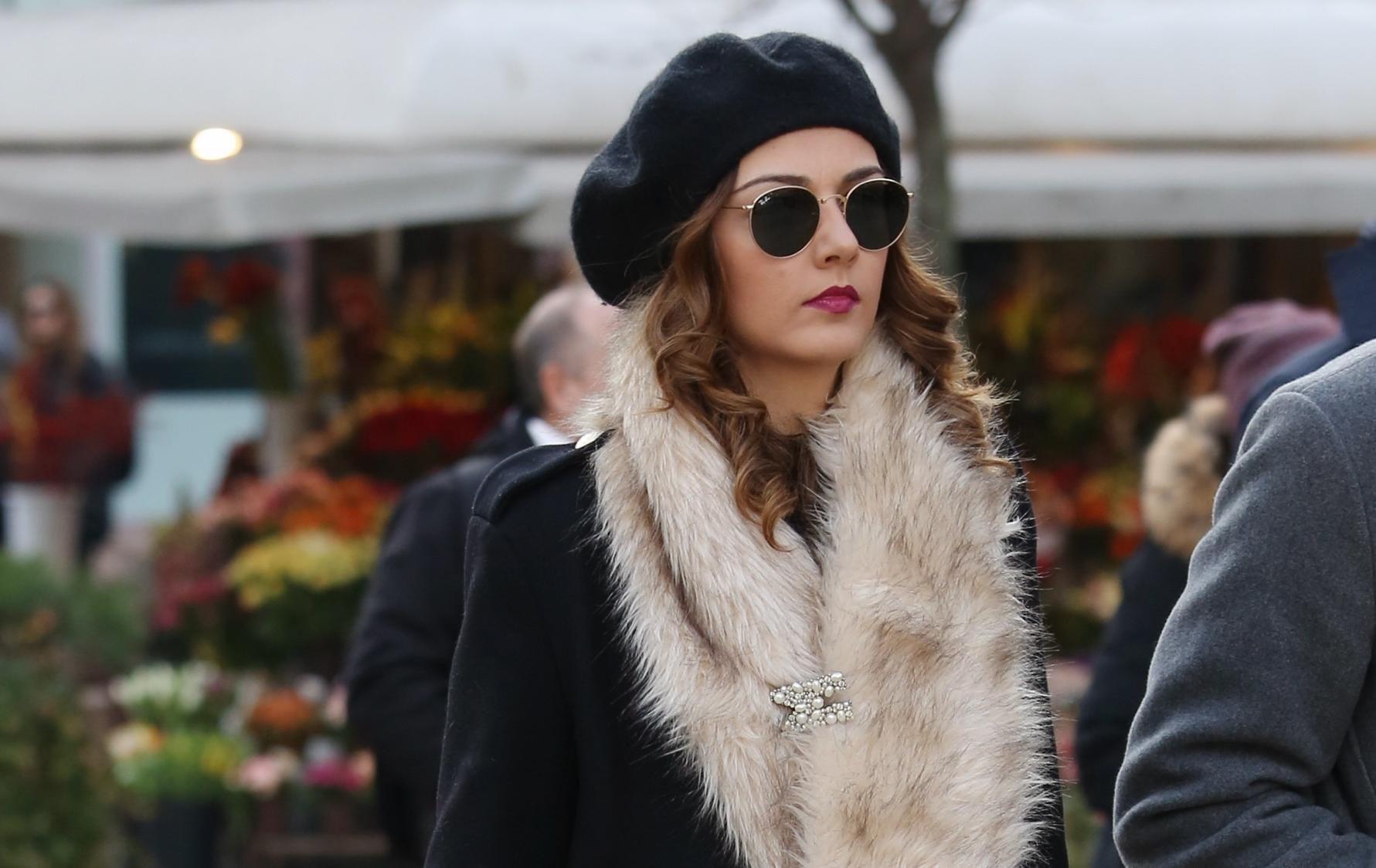 Kako izgleda pariški chic na zagrebačkim ulicama? Ova djevojka zna!