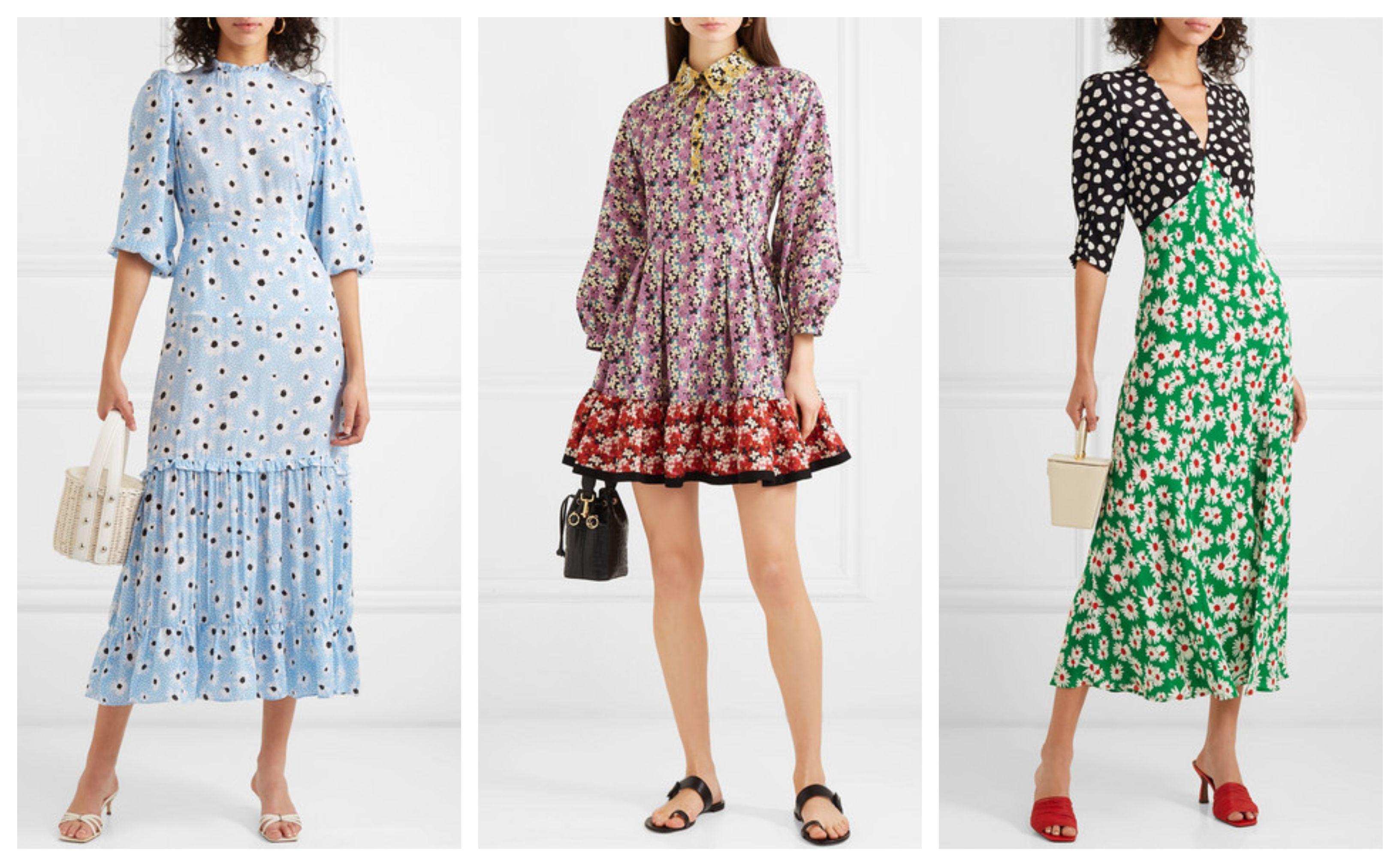 Proljetne haljine iz dizajnerskog svijeta izgledaju fantastično! Ovo su naši favoriti