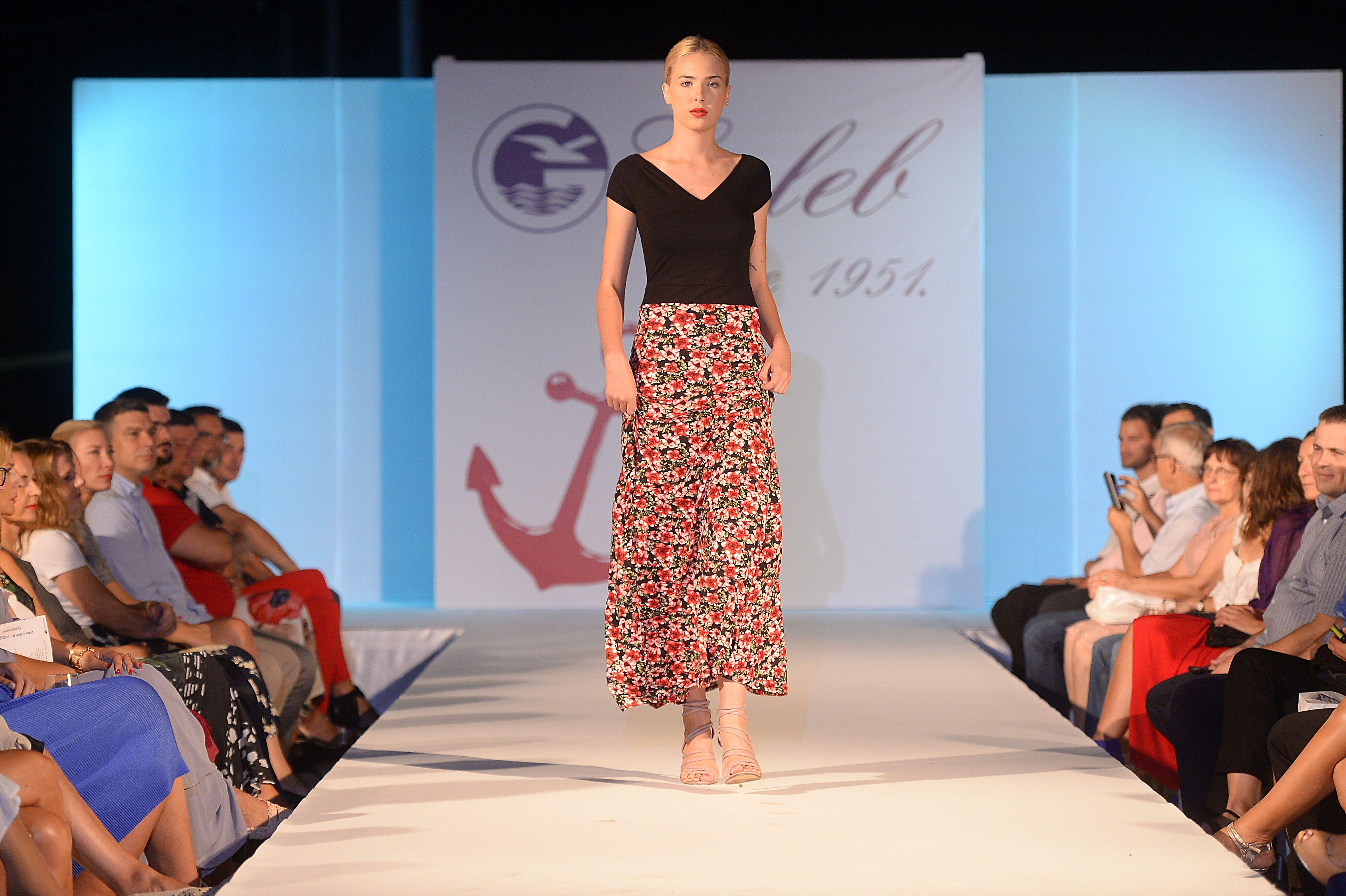 Hrvatski brend Galeb poveo u novu modnu plovidbu