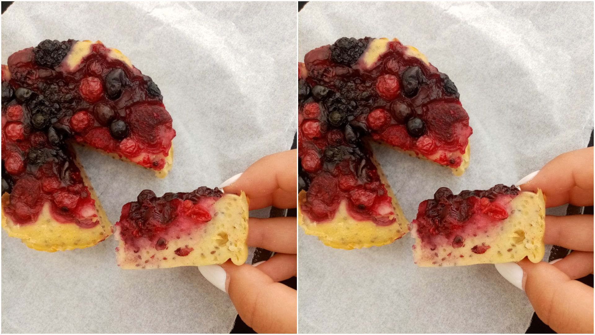 Sočno, ukusno, a od zdravih sastojaka: Napravite tortu od šumskog voća kojom ćete zasladiti nedjelju