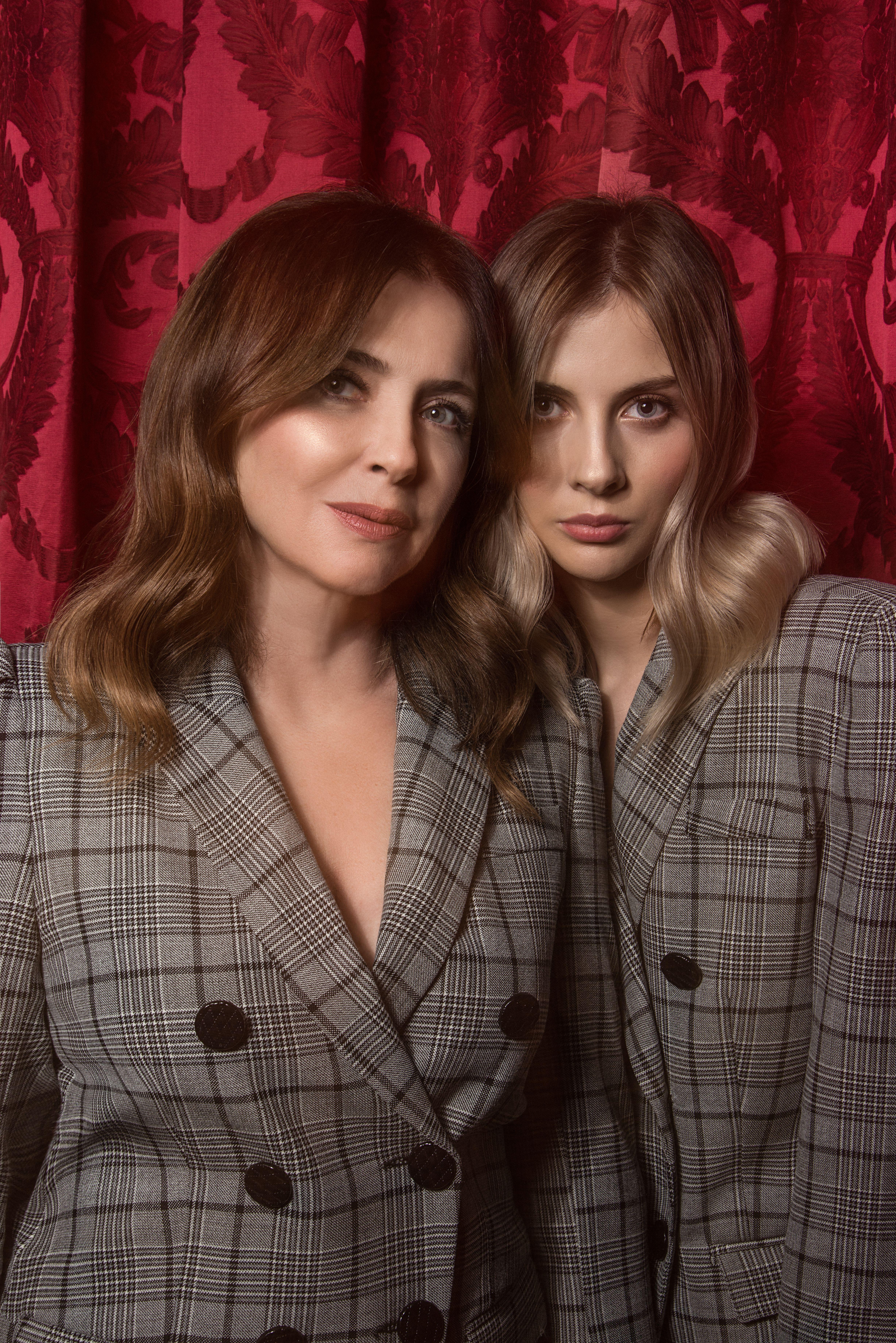 Sanja Vejnović i kći Marta Eva zaštitna lica nove DeLight kampanje