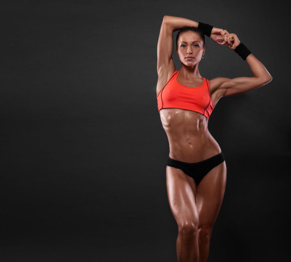 Može li se izgledati poput fitness modela?