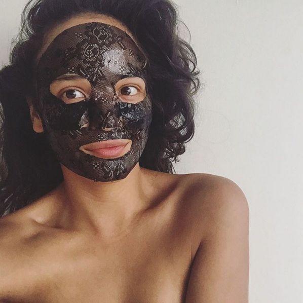 DIY maska za lice: Zbogom miteseri!