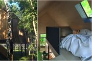 Dubrovčanka osmislila projekt eko-kućica na stablu: Savršen odmor među krošnjama u bajkovitoj šumi