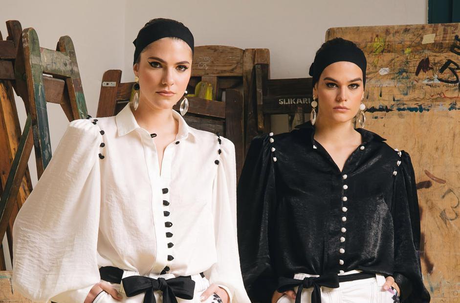 Moćne predvodnice stila nose novu kolekciju Roberta Severa