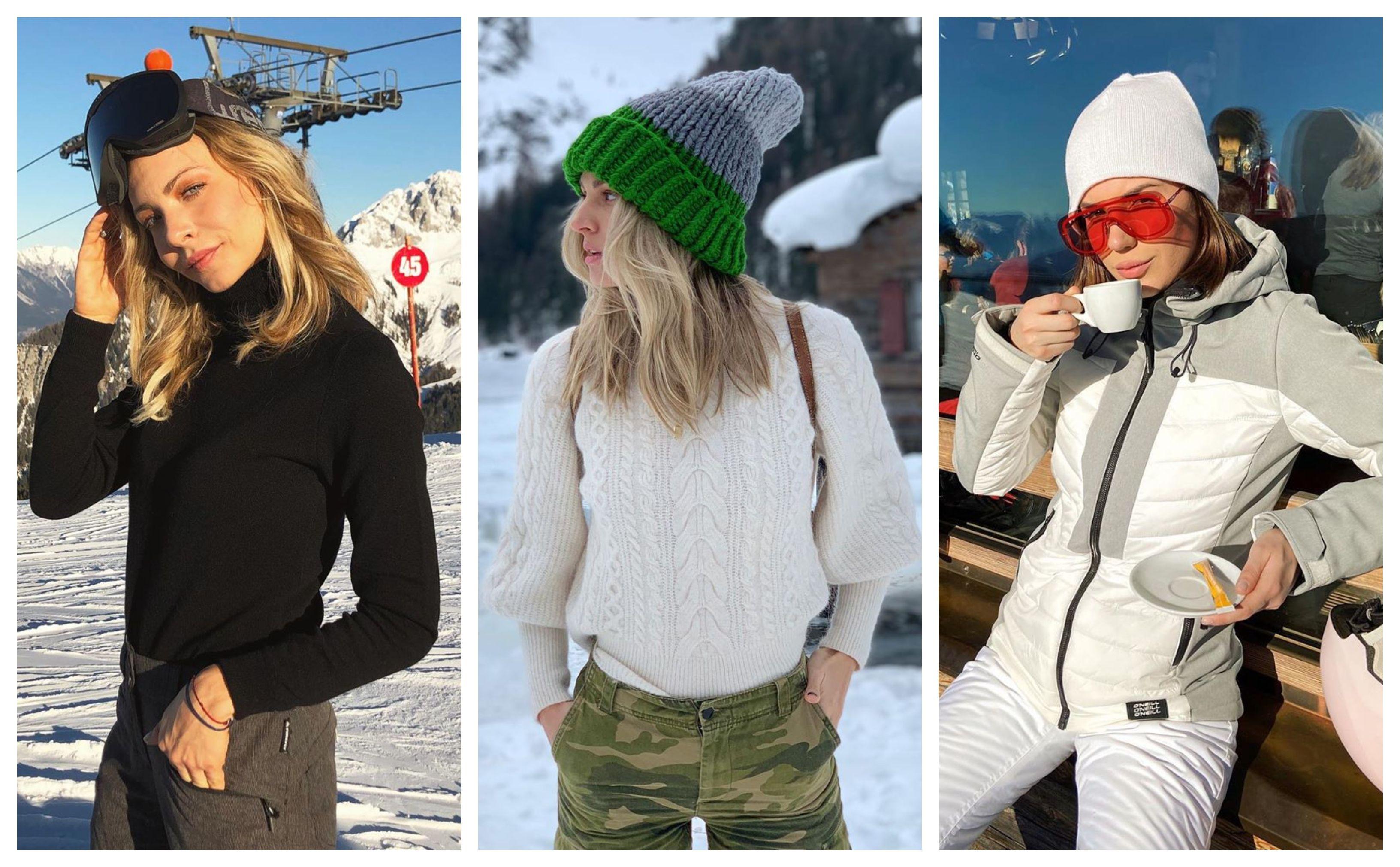 Domaće cure izgledaju stylish i na snijegu - izdvojili smo najbolje zimske kombinacije