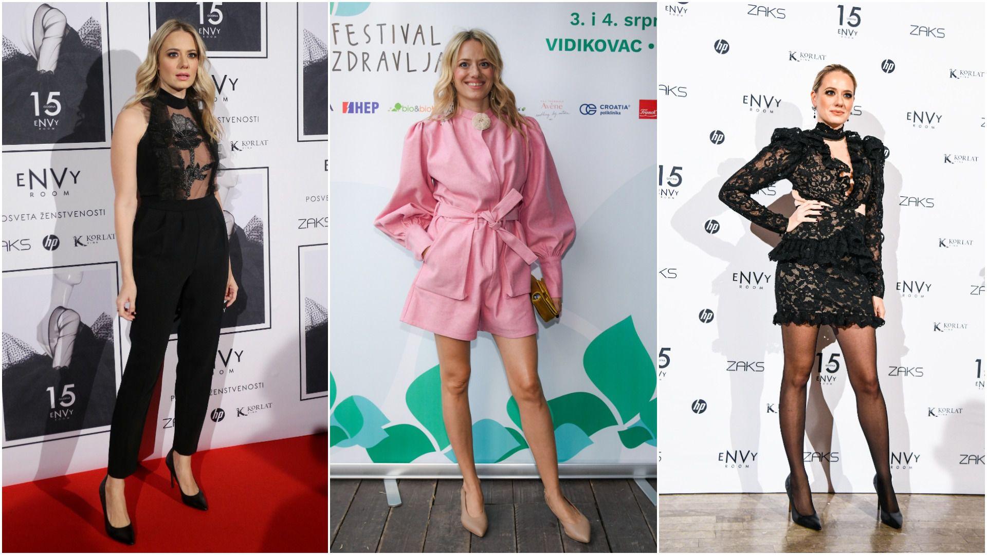 Jelena Veljača uvijek je besprijekorno odjevena; modna savjetnica prokomentirala je njezin stil