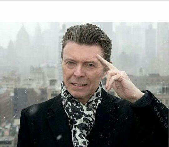 Posljednji pozdrav Davida Bowiea