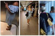 Pogledajte cijeli (urnebesan) blog posvećen popularnoj haljini iz Zare