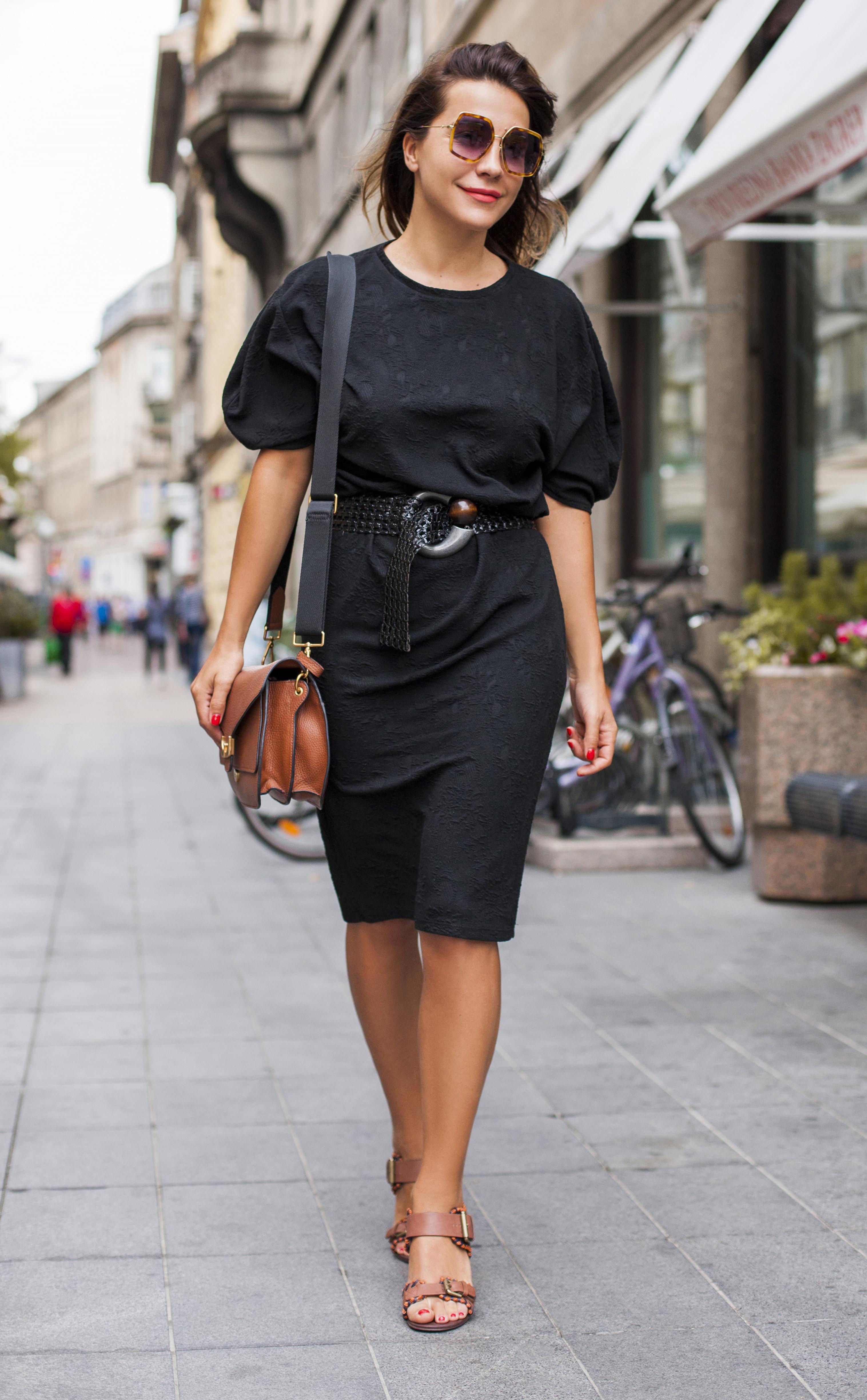 Marijana Batinić je dokaz da crno može fantastično izgledati i u ljetnim danima