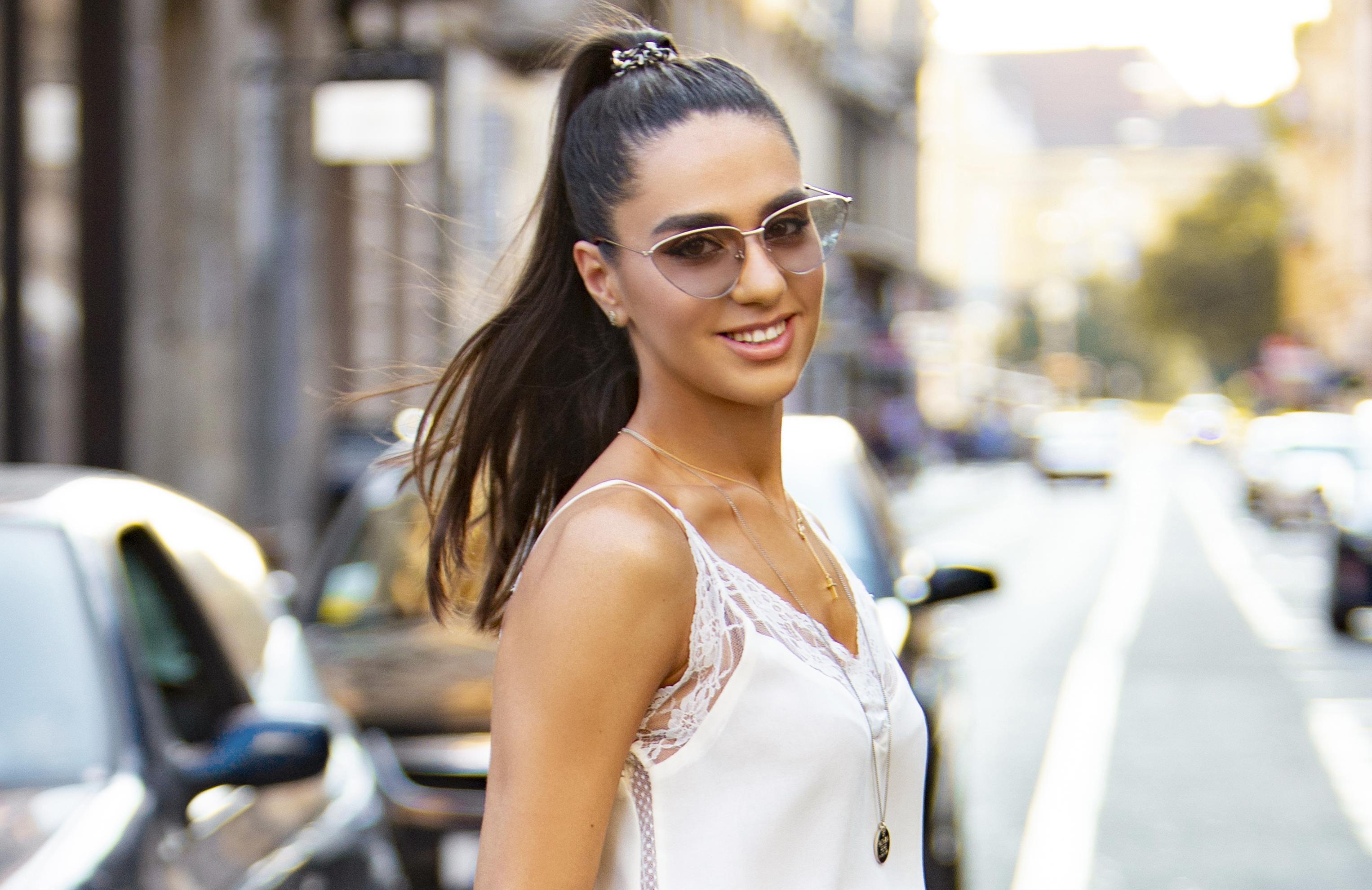 Ljepotica iz centra Zagreba: 'U zadnje vrijeme više se bavim stilom svog supruga, nego svojim'