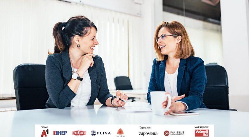 PRIJAVITE SE i učite od uspješnih poslovnih žena u projektu Mentorstvo među ženama