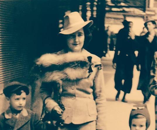 Evo kako je izgledala moda na ulicama Zagreba četrdesetih godina prošlog stoljeća
