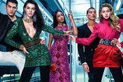 Modna priča H&M-a i Balmaina pravi  je raj za oči
