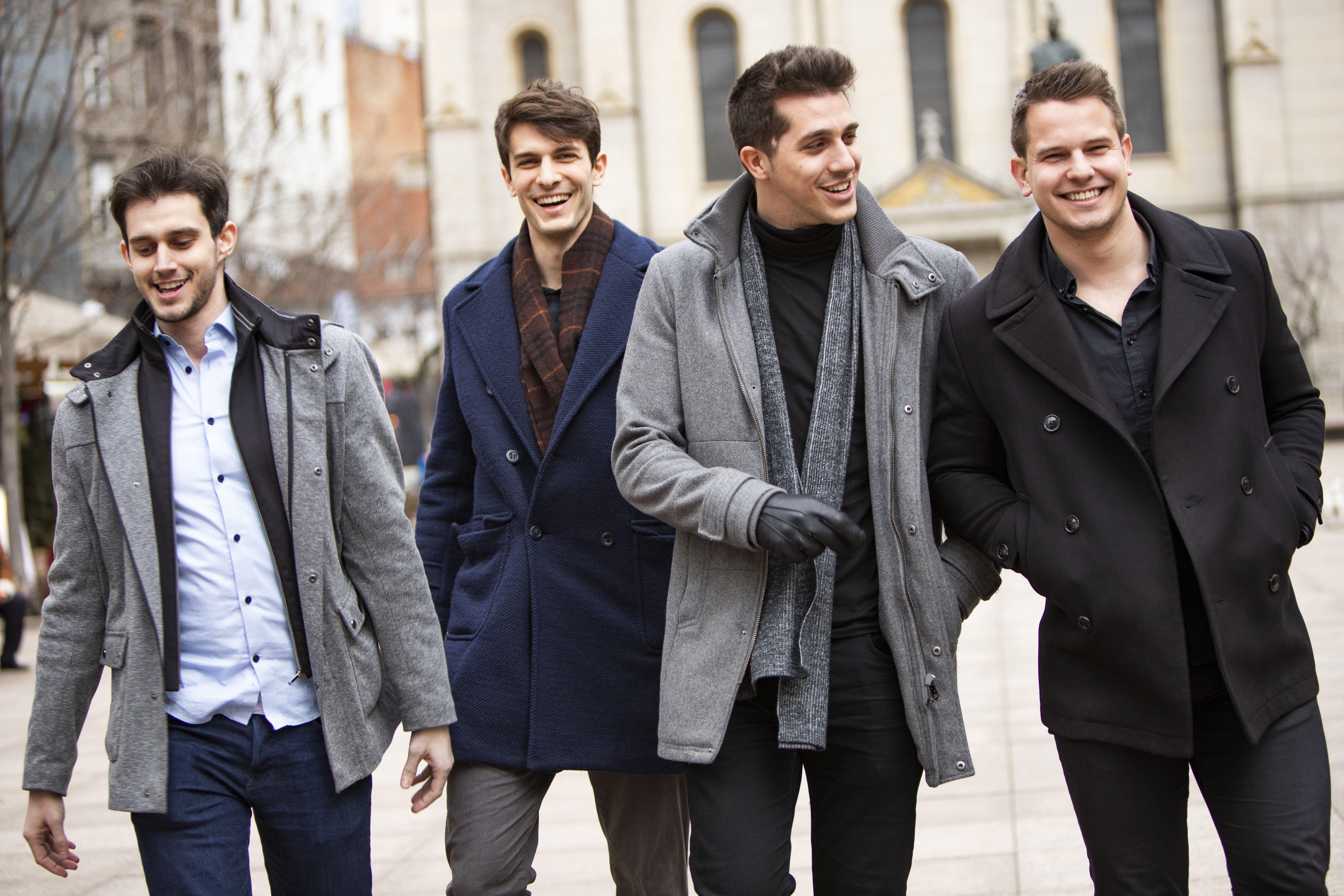 Ovi dečki sa zagrebačke špice izgledaju nam kao pravi manekeni!