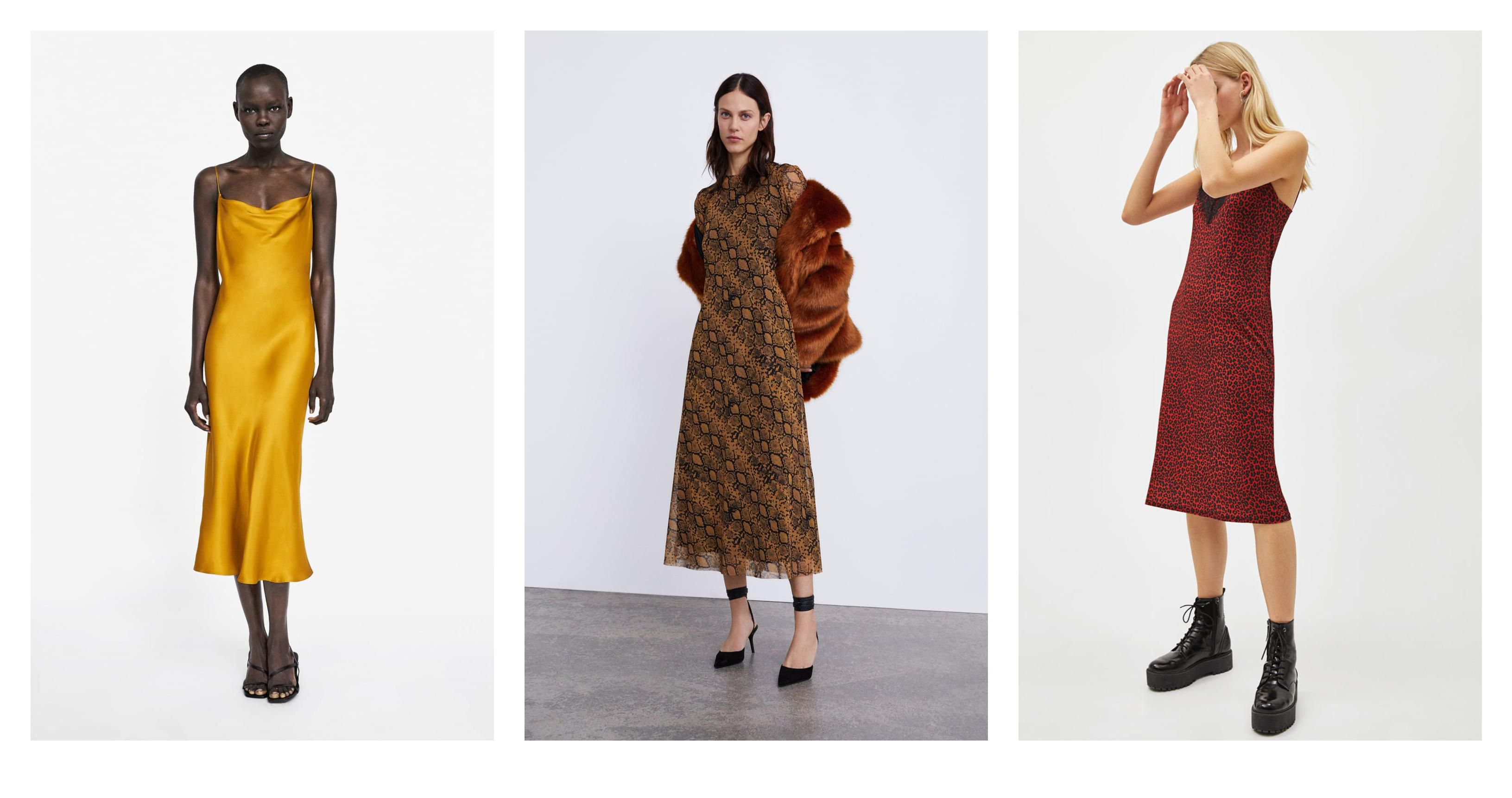 Znamo da traju sniženja, no ipak smo potražili trendi haljine u novim kolekcijama high street brendova