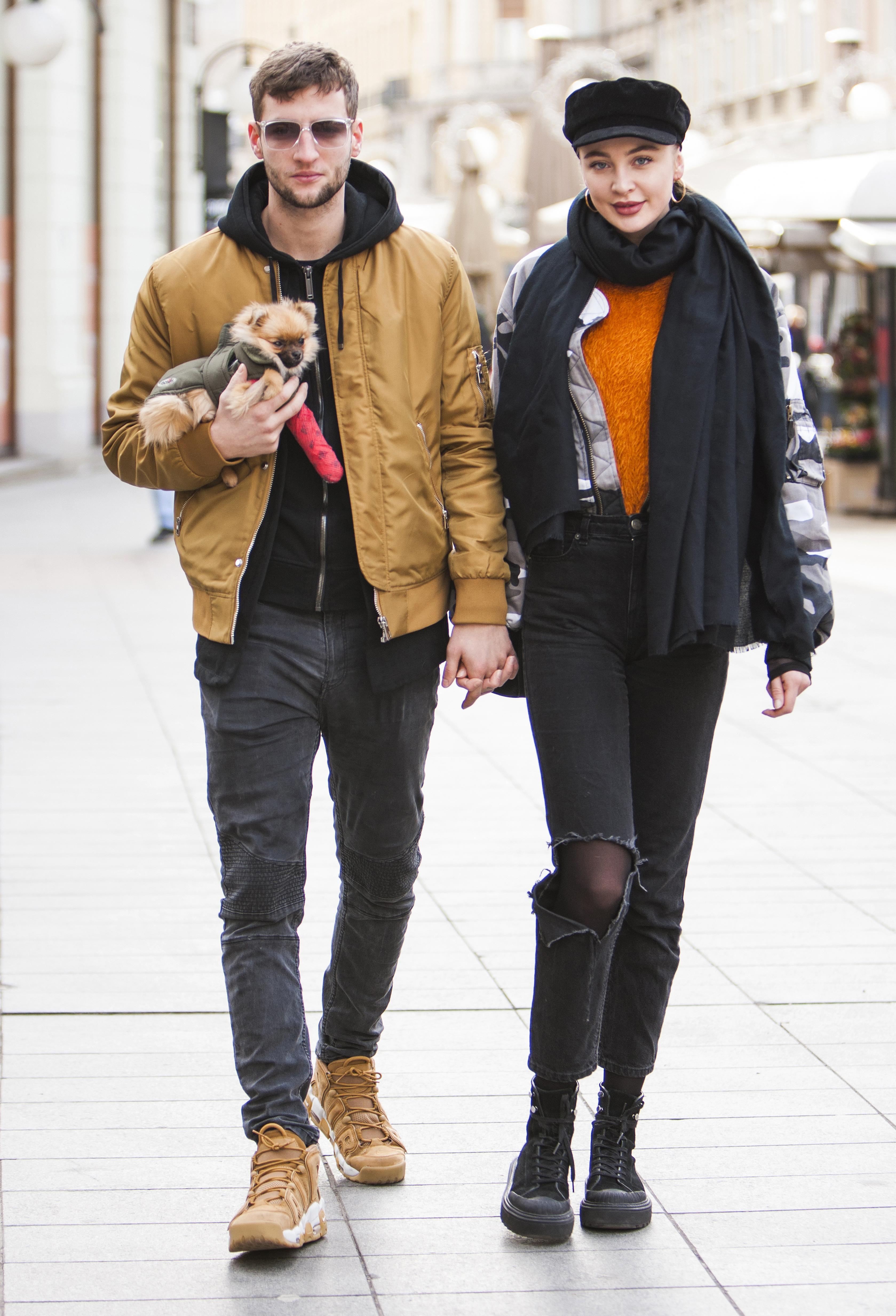 Ovaj je par pokazao kako se može odlično izgledati i u sasvim ležernim kombinacijama