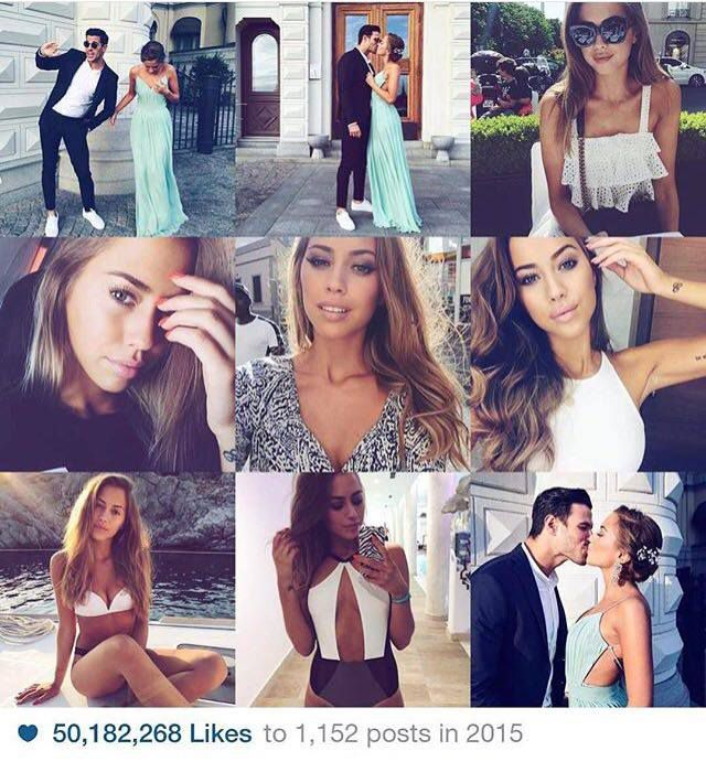 Instagram #2015bestnine