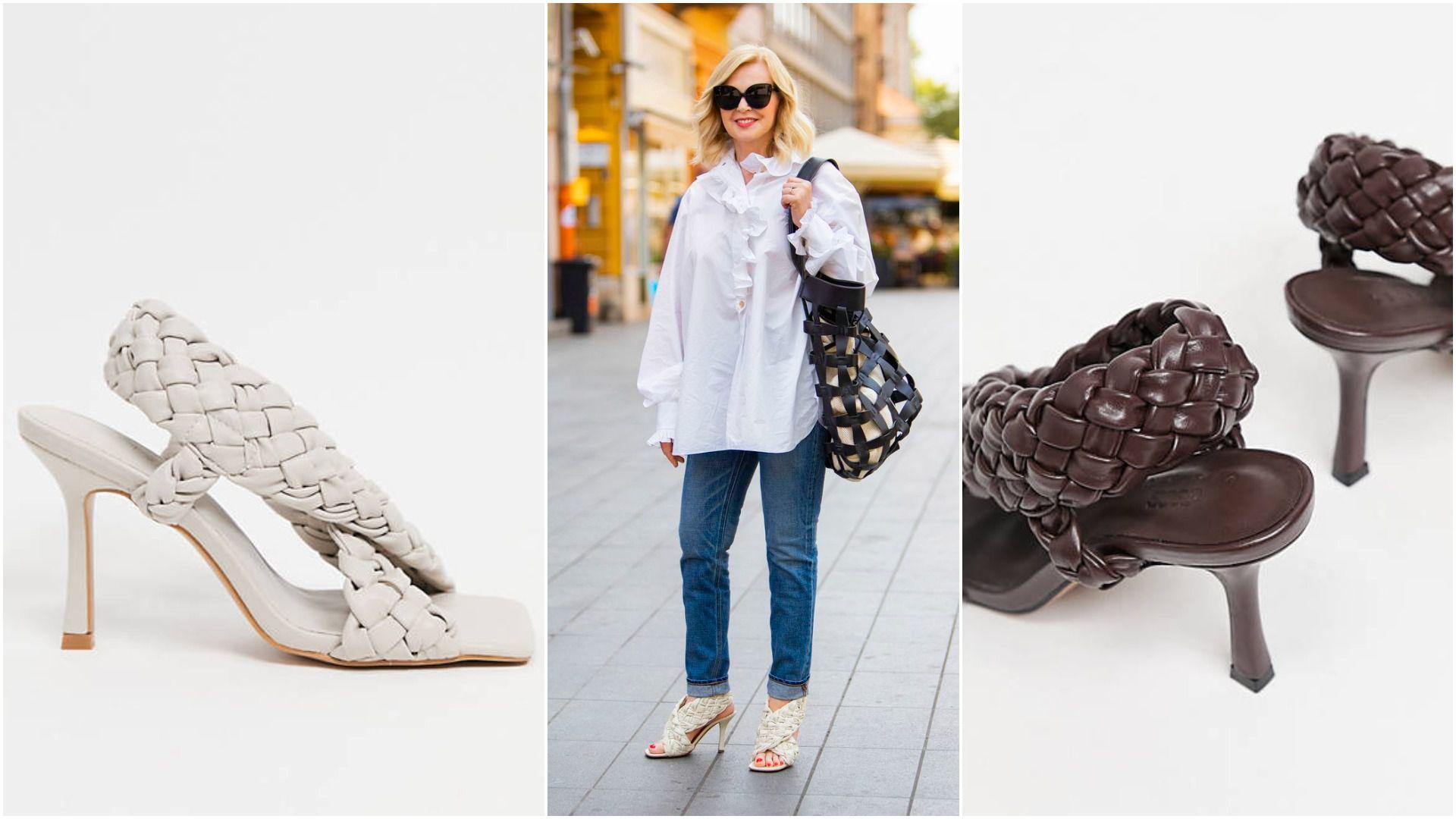 Ako vam se sviđaju it sandale kakve nose Sloković i Tedeschi, pronašli smo gotovo identičan, no pristupačniji model