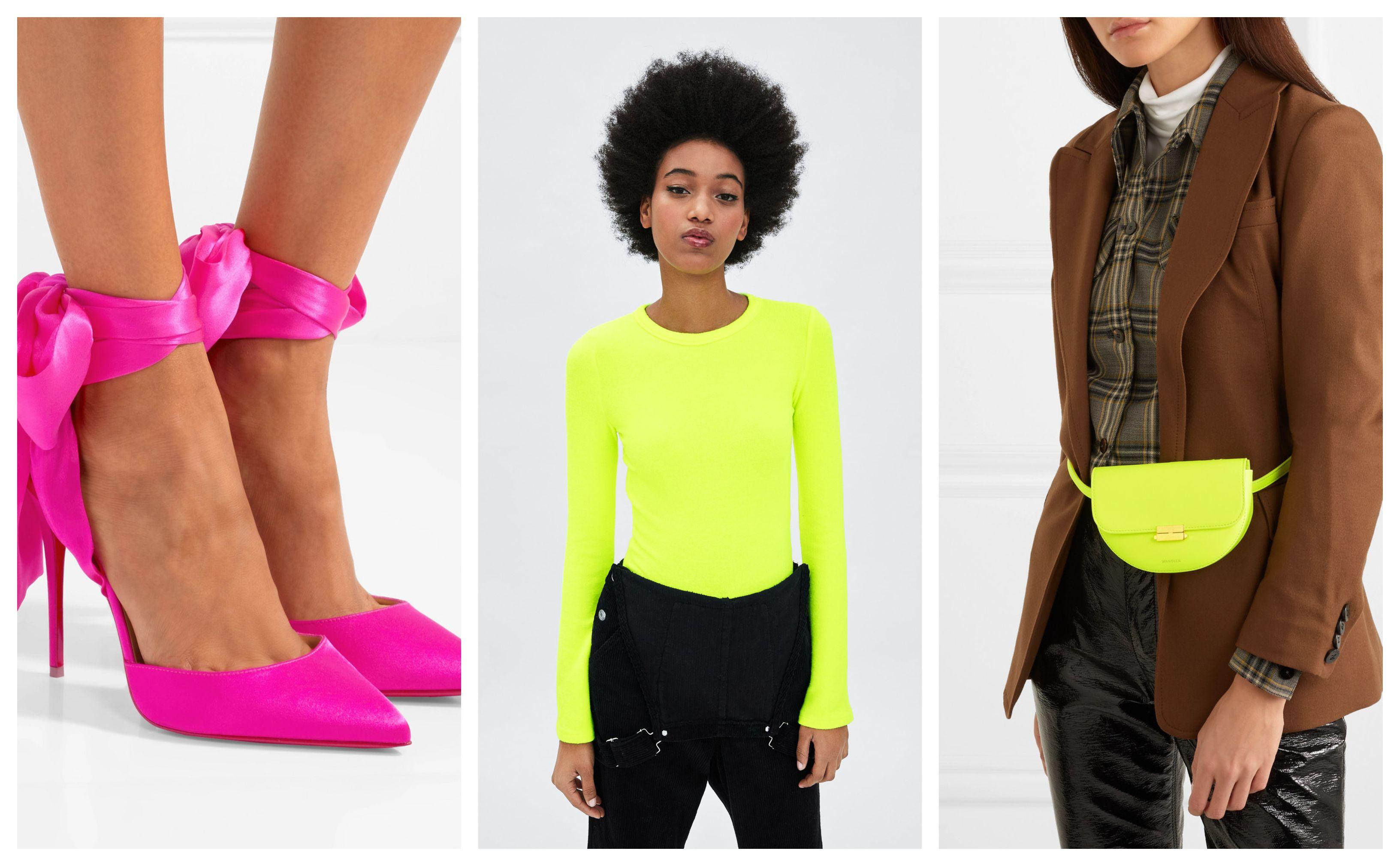 Veliki trend! Ovo su najbolji neonski komadi iz dućana i online shopova