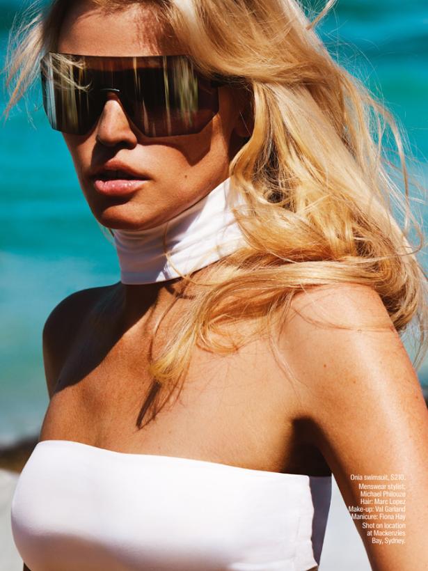 Sheriff&Cherry na stranicama australskog Voguea