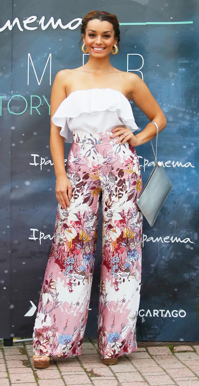 Topić i cool hlače: Zgodna Sementa Rajhard zna kako izgleda savršena ljetna kombinacija