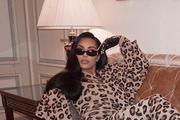 """Kim Kardashian """"maskirala"""" se u mačkicu, a kako u leopardu izgleda uživo zna Iva Radić"""