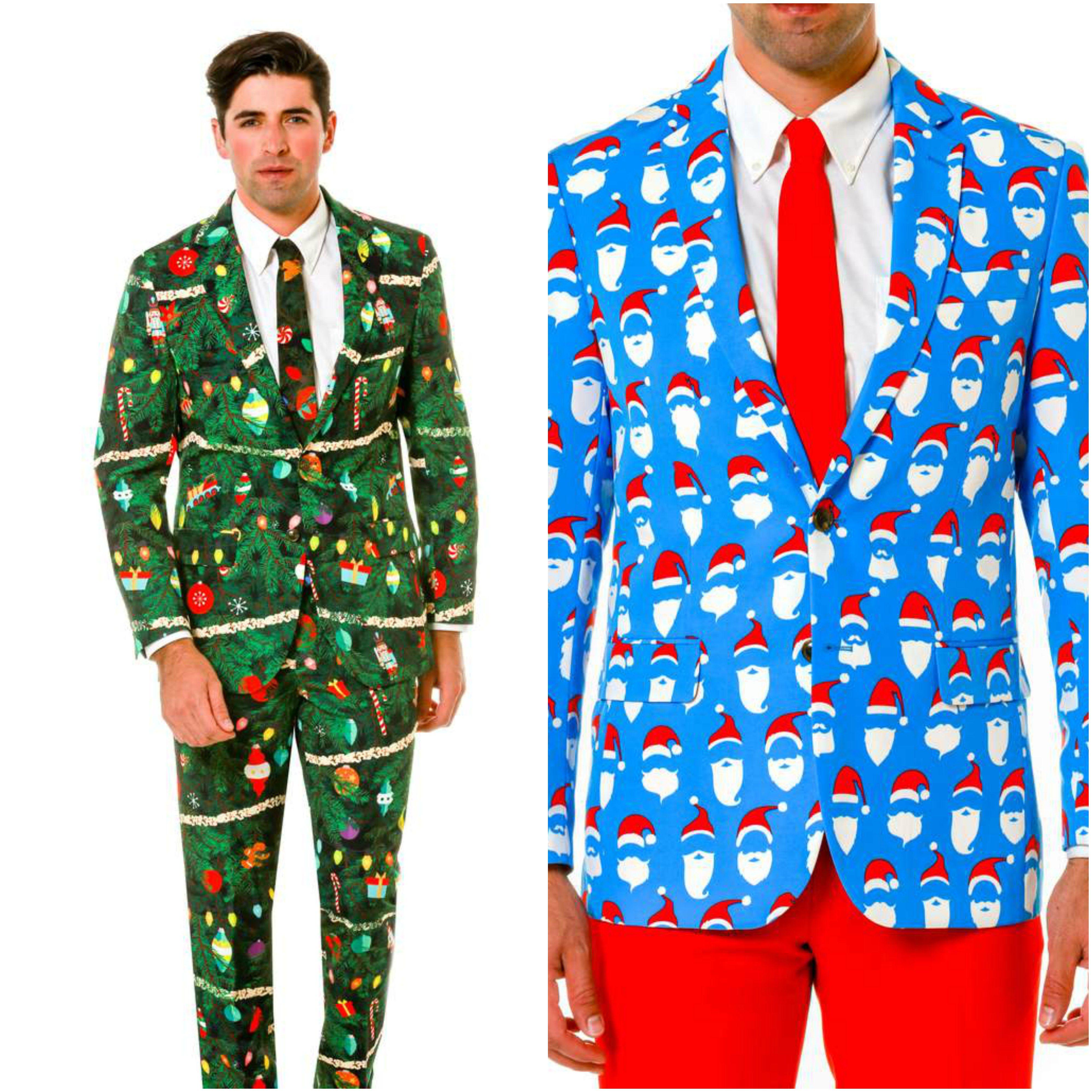"""""""Ružni"""" božićni džemperi su super, no jeste li vidjeli ova prezabavna ultrabožićna odijela?"""