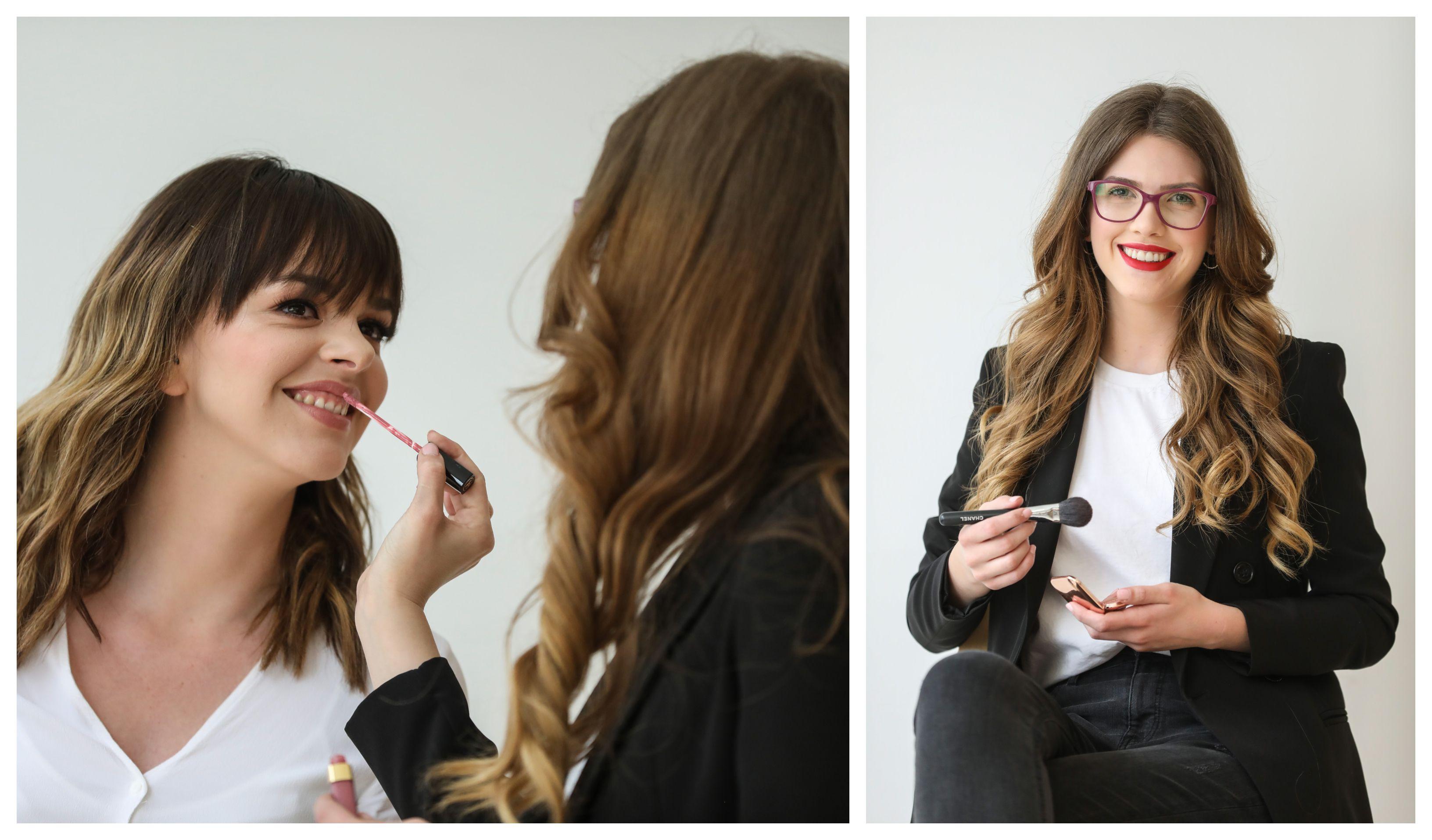 Vizažistica otkriva: Možda još važnije od šminke je da mladenke naprave piling lica par dana prije!
