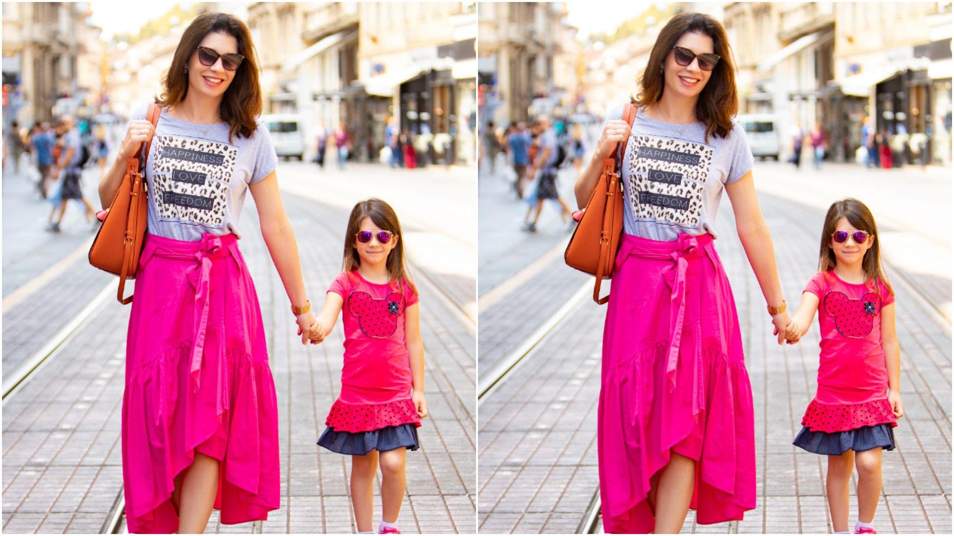 Dame u ružičastom koje će vas osvojiti na prvu: 'Kad narastem bit ću znanstvenica, kao i mama'