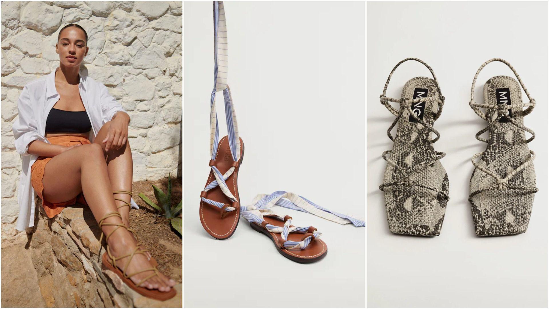 Udobne su i izgledaju chic: 28 modela ravnih sandala sa sniženja za najlakši korak ovog ljeta