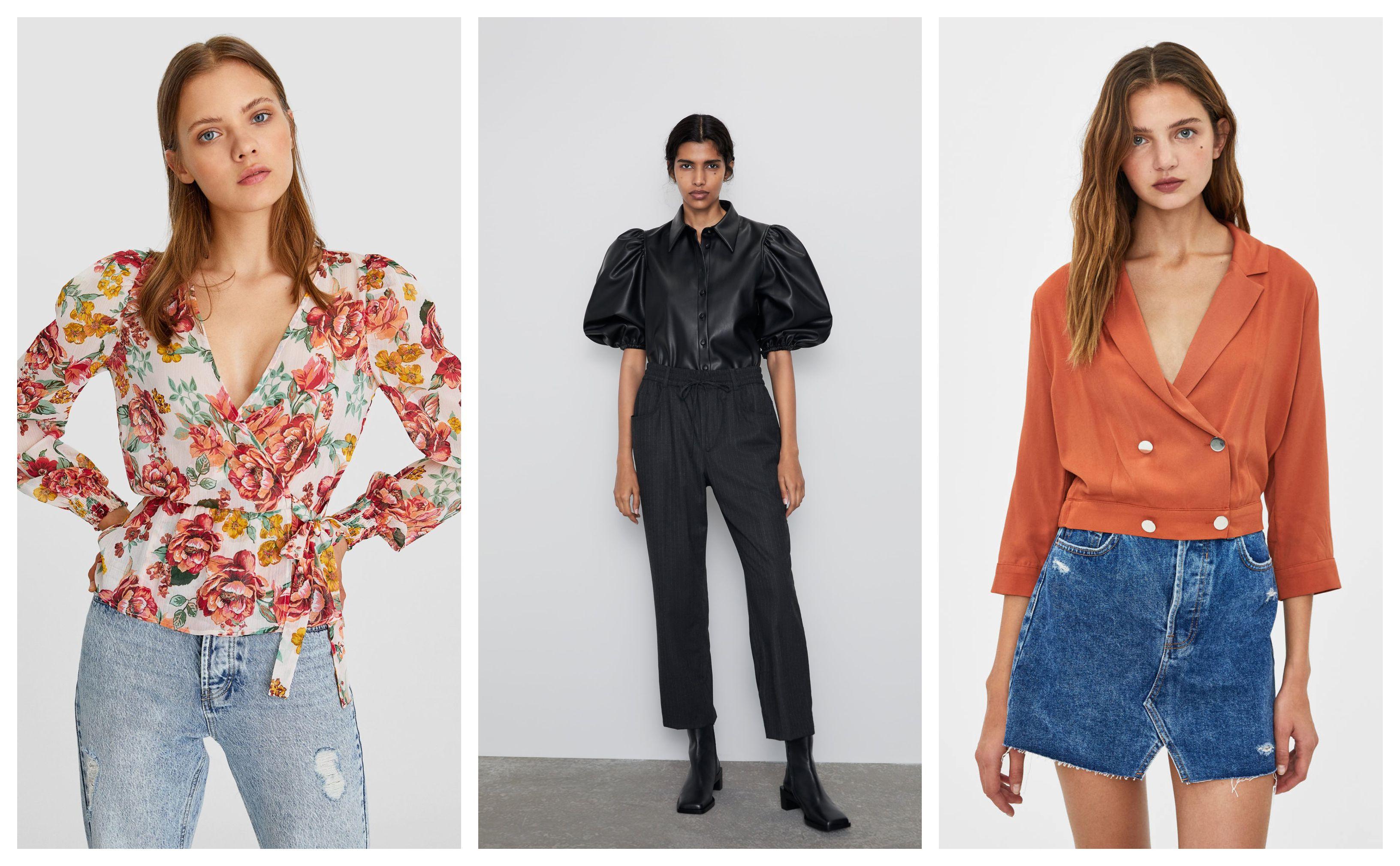 Potražili smo bluze koje možete nositi na kraju ljeta, ali i u sljedećoj sezoni