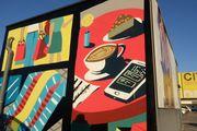 Originalni murali za veselije zagrebačke kvartove