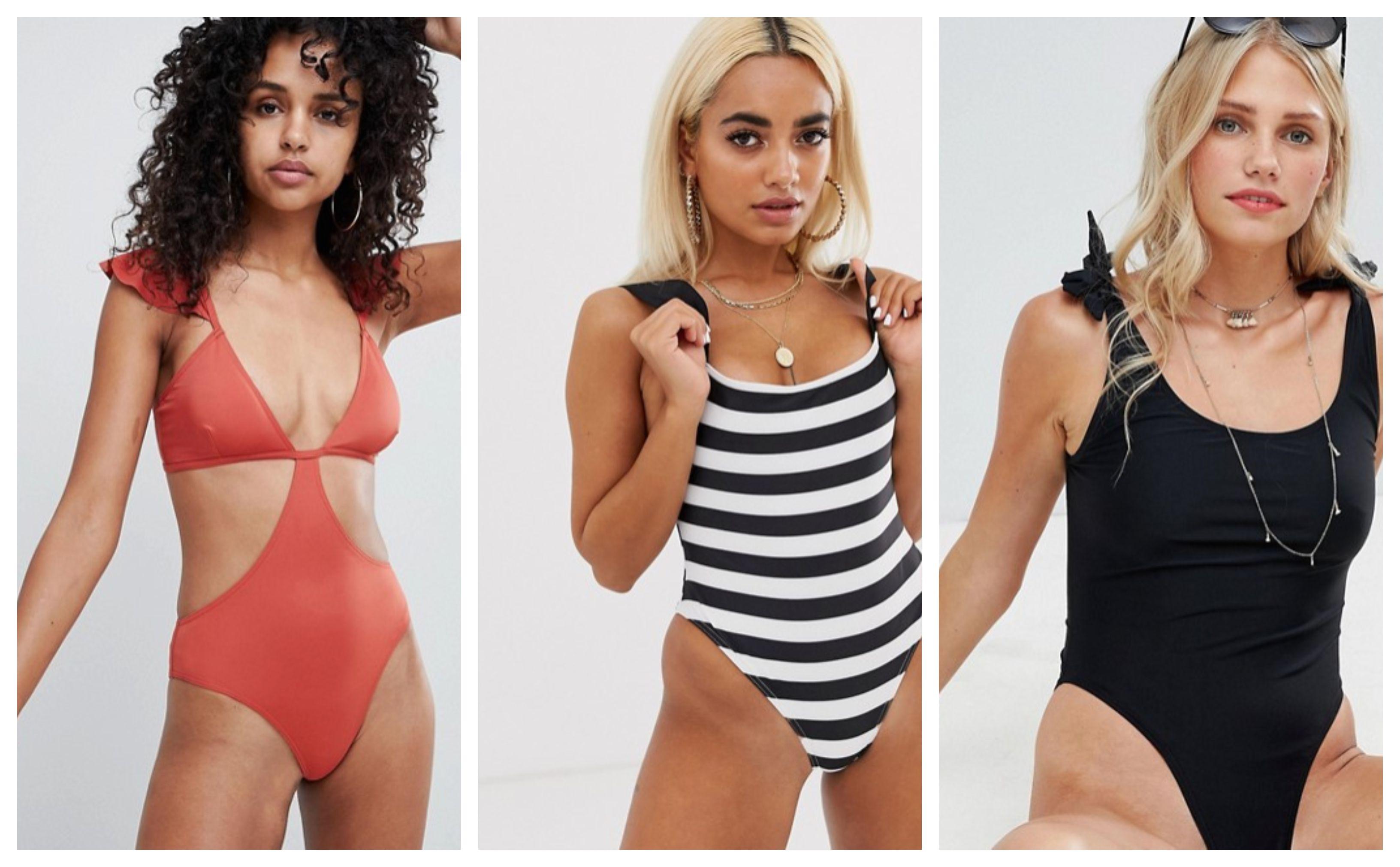 Pronašli smo najljepše jednodijelne kupaće kostime na ASOS-u do 80 kuna!