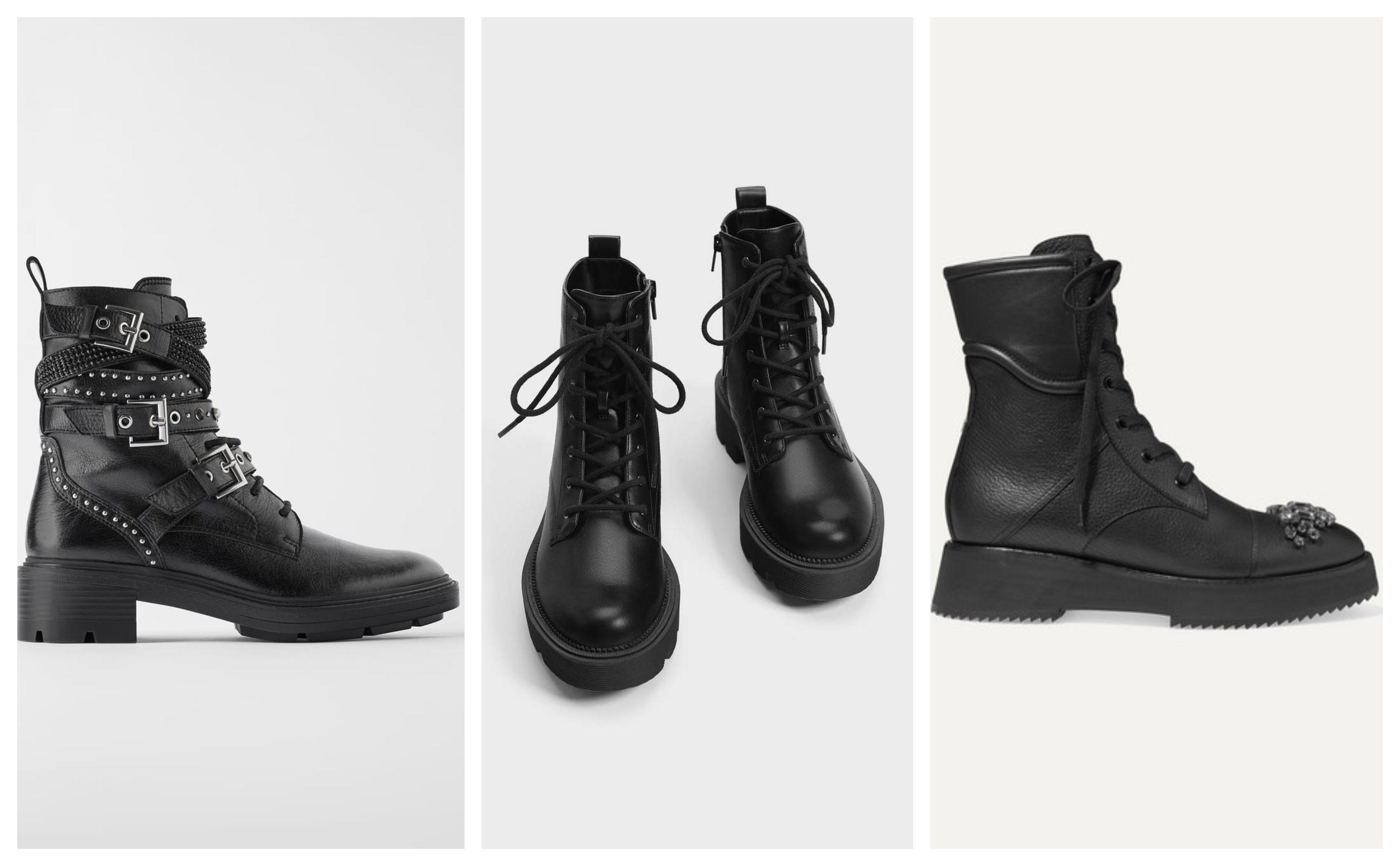 Vojničke čizme bit će neizostavan dio svake stylish zimske garderobe! Izabrali smo odlične modele iz ponude