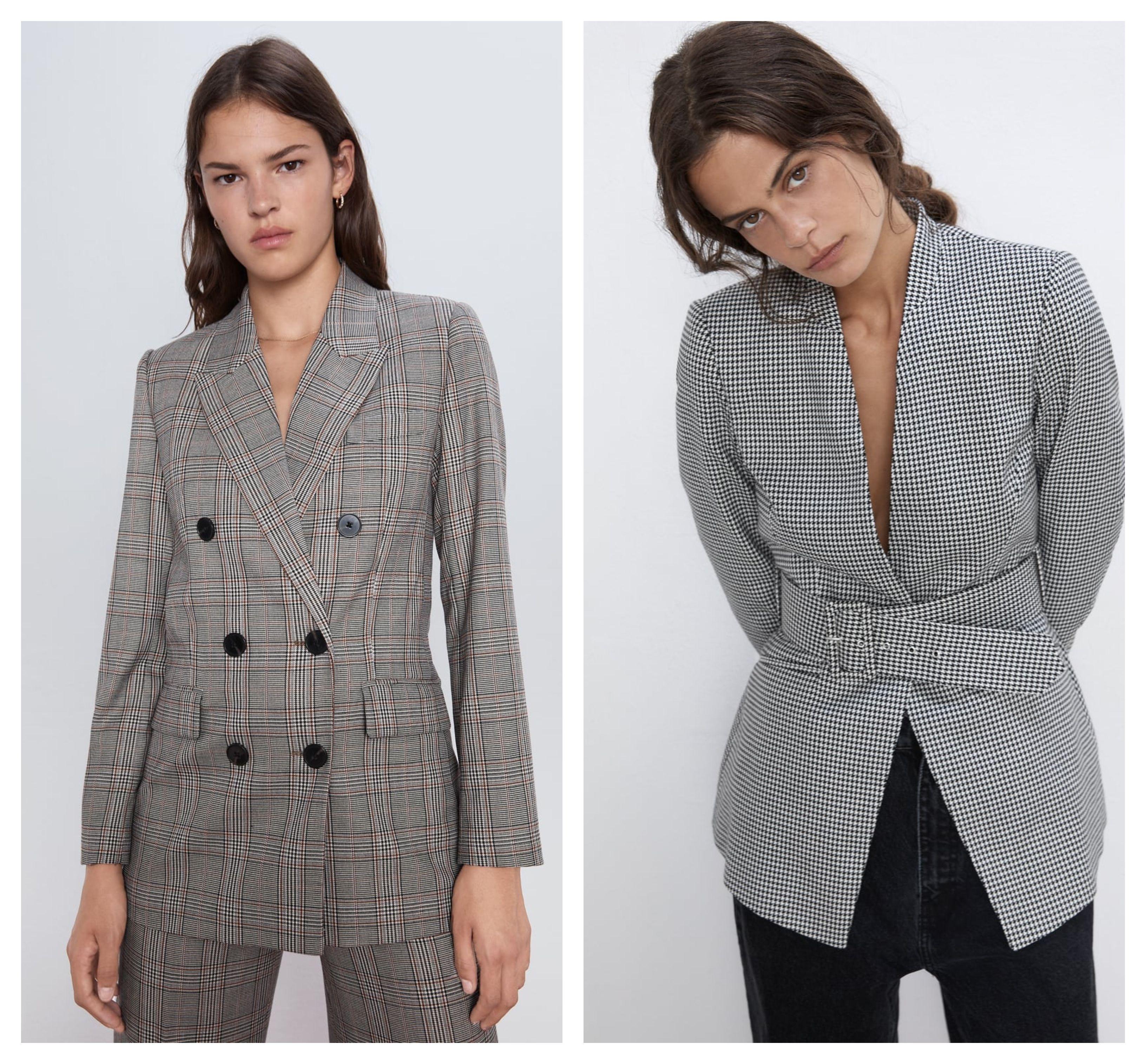 Karirani sako i ove je jeseni odjevni must have. Pogledajte najljepše!