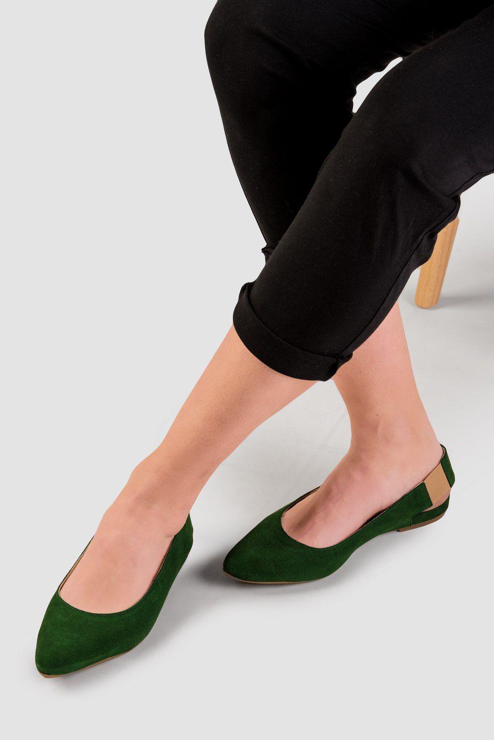 Guliver slingbacksice - savršene proljetne balerinke