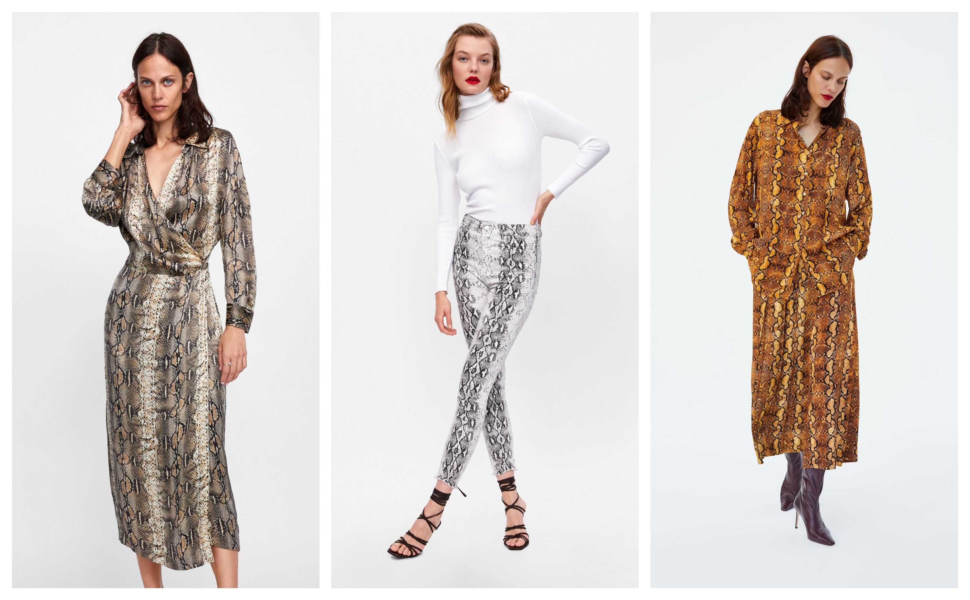 Je li zmijski uzorak novi - leopard? Pogledajte komade koje ćemo nositi u novoj sezoni!