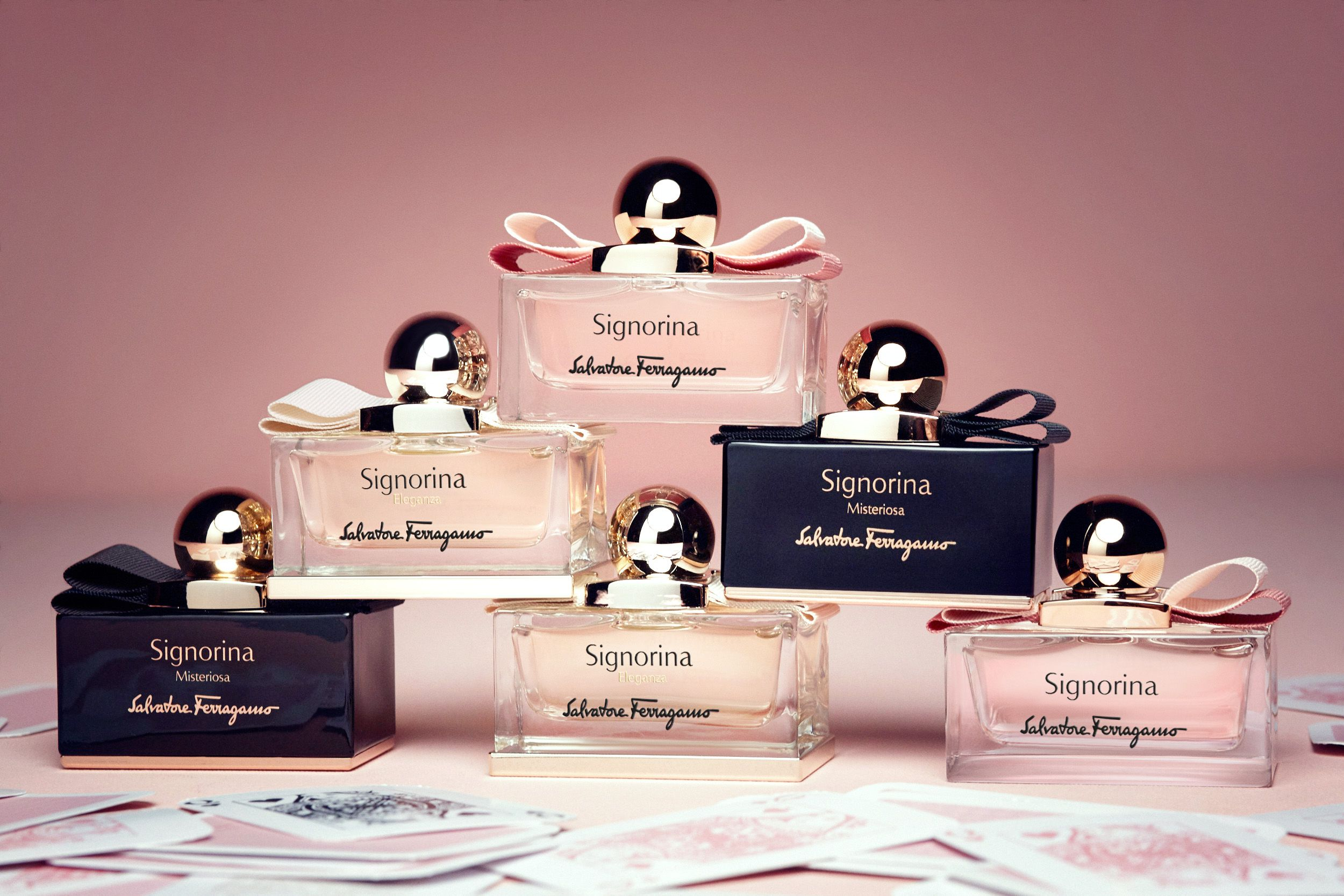 Novi parfem kuće Salvatore Ferragamo: Signorina In Fiore