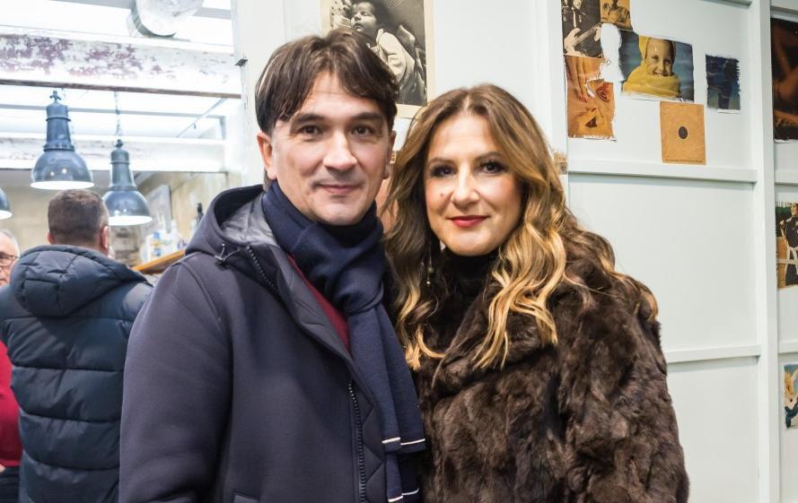 Tko zna - zna! Dalić i supruga Davorka briljirali u klasičnom modnom izdanju