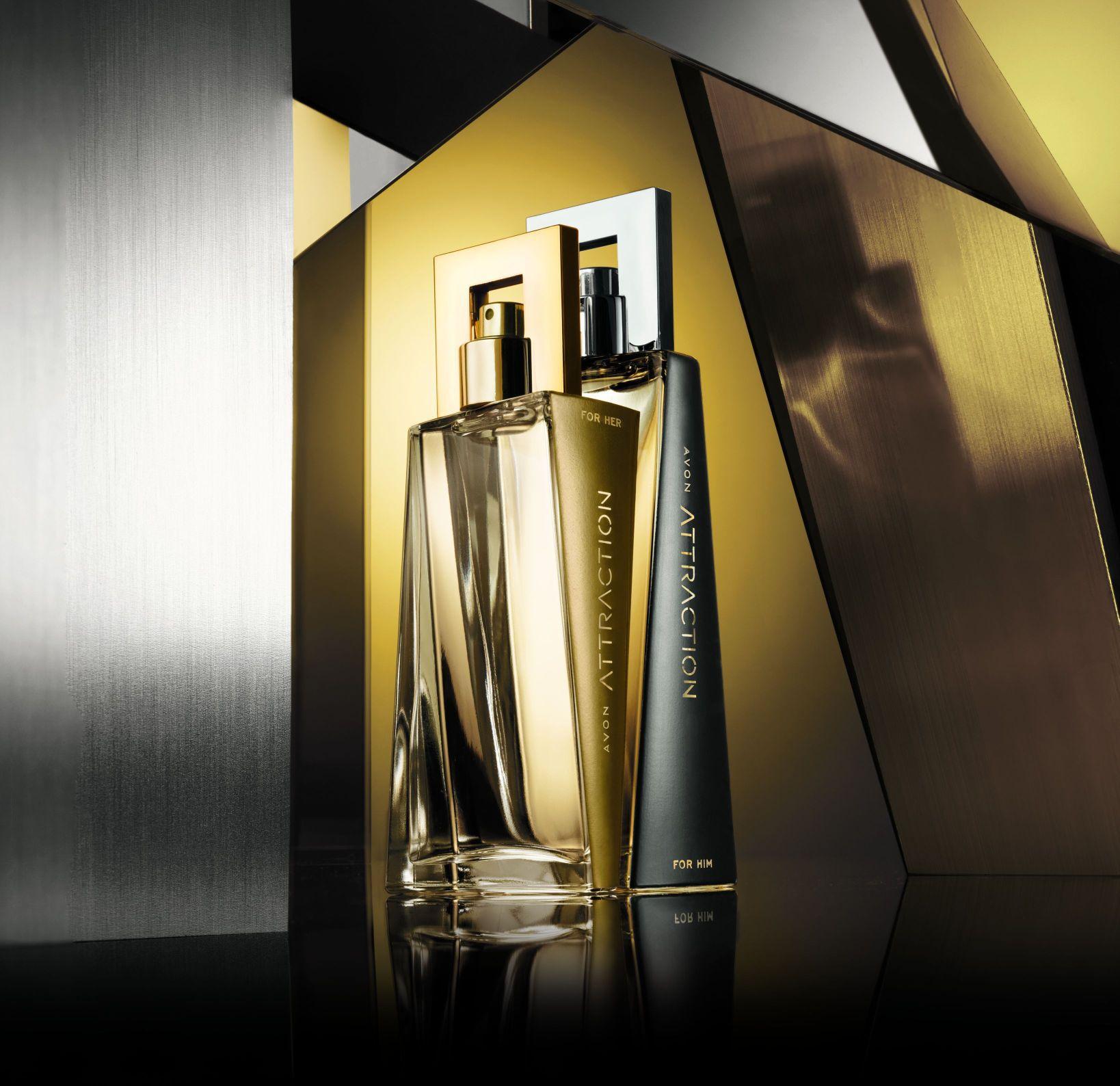 Magnetično privlačni mirisi iz Avona