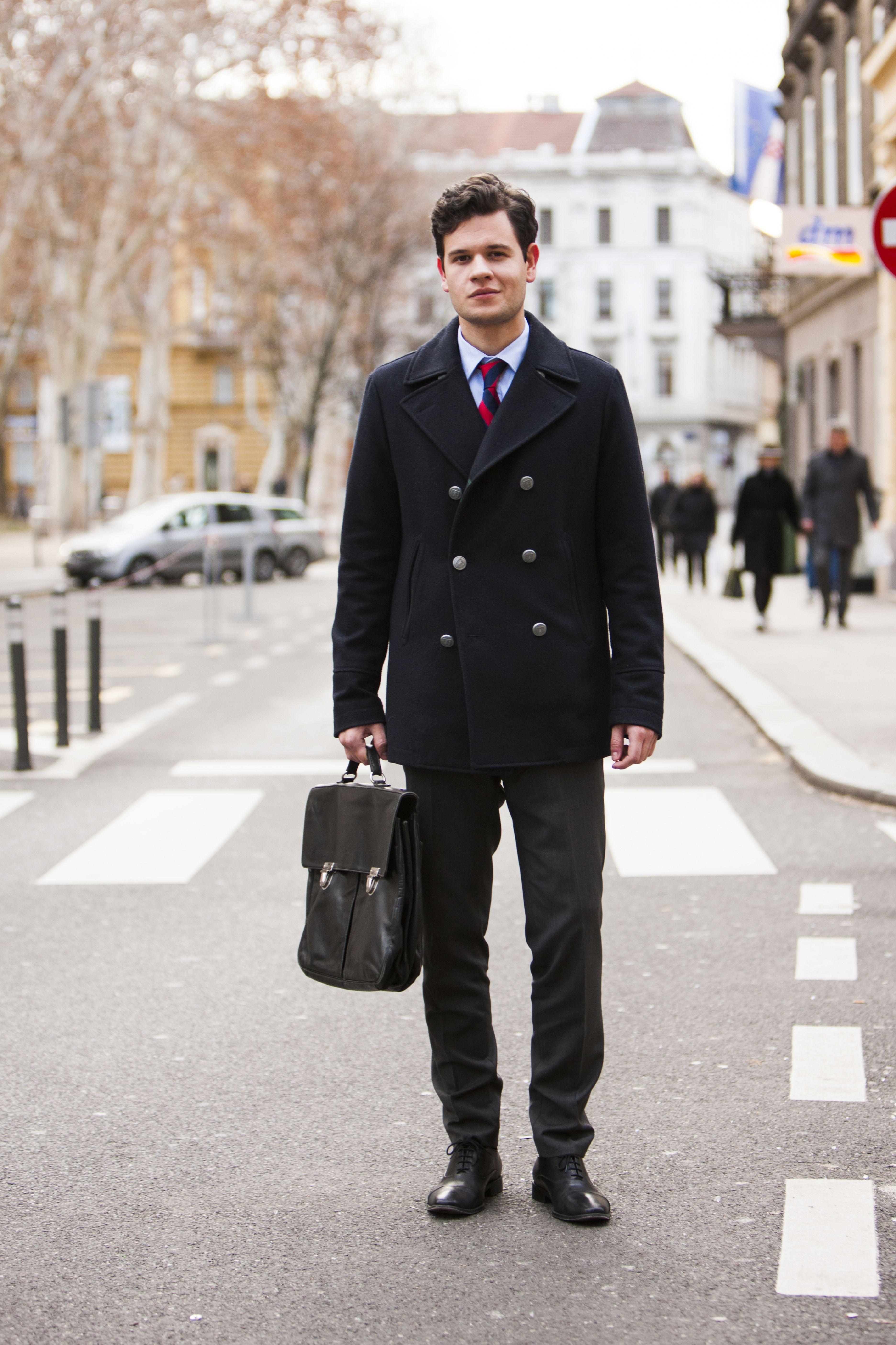 Ovaj budući odvjetnik je pravi primjer stylish muškarca!