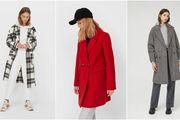 Genijalni kaputi do od 137,90 do 229,90 kn koje možete kupiti sada, a nositi sezonama jer su super ulaganje