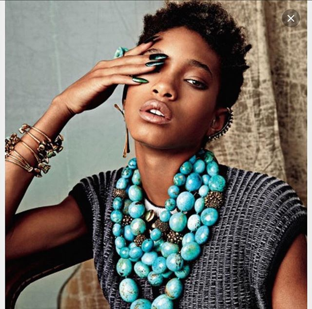 Willow Smith postaje model