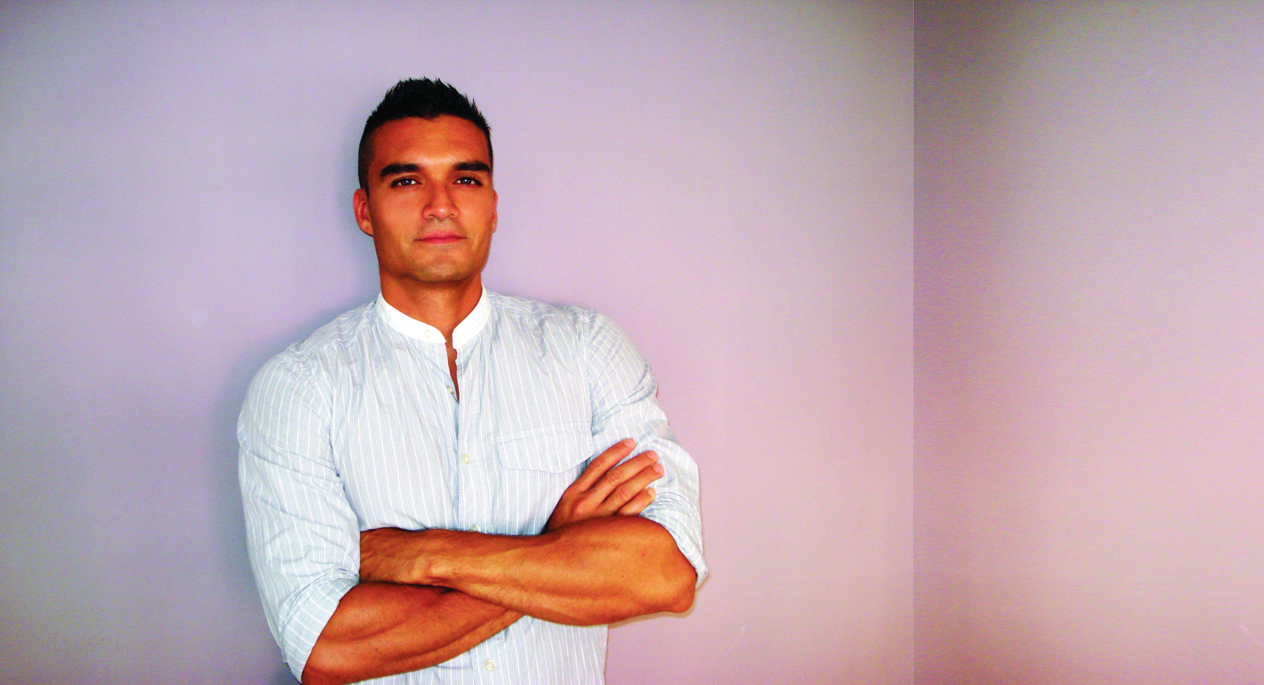 Intervju Patricio Alejandro Aguero